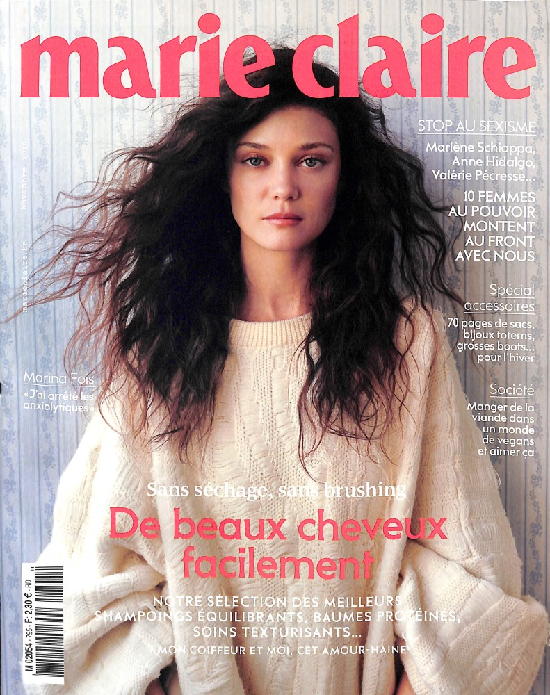 Marie Claire N° 795 October 2018