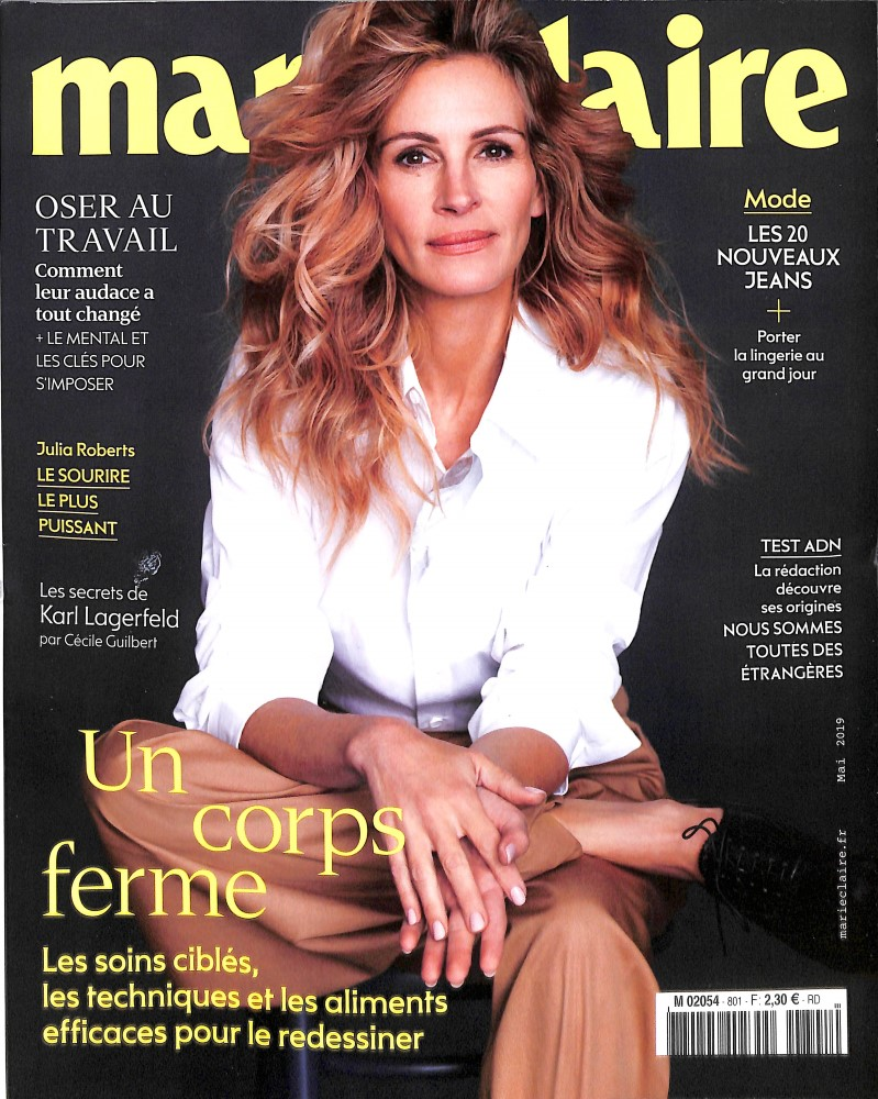 Marie Claire N° 801 Avril 2019
