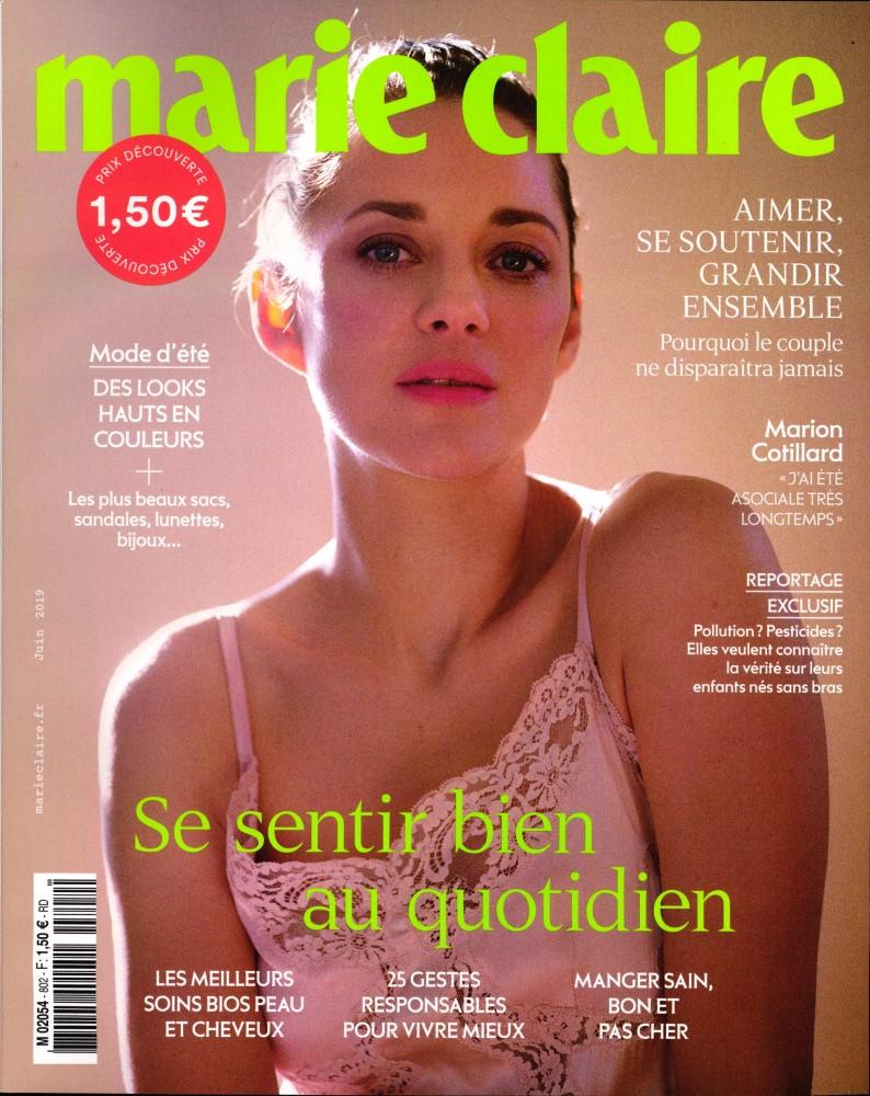 Marie Claire N° 802 Mai 2019