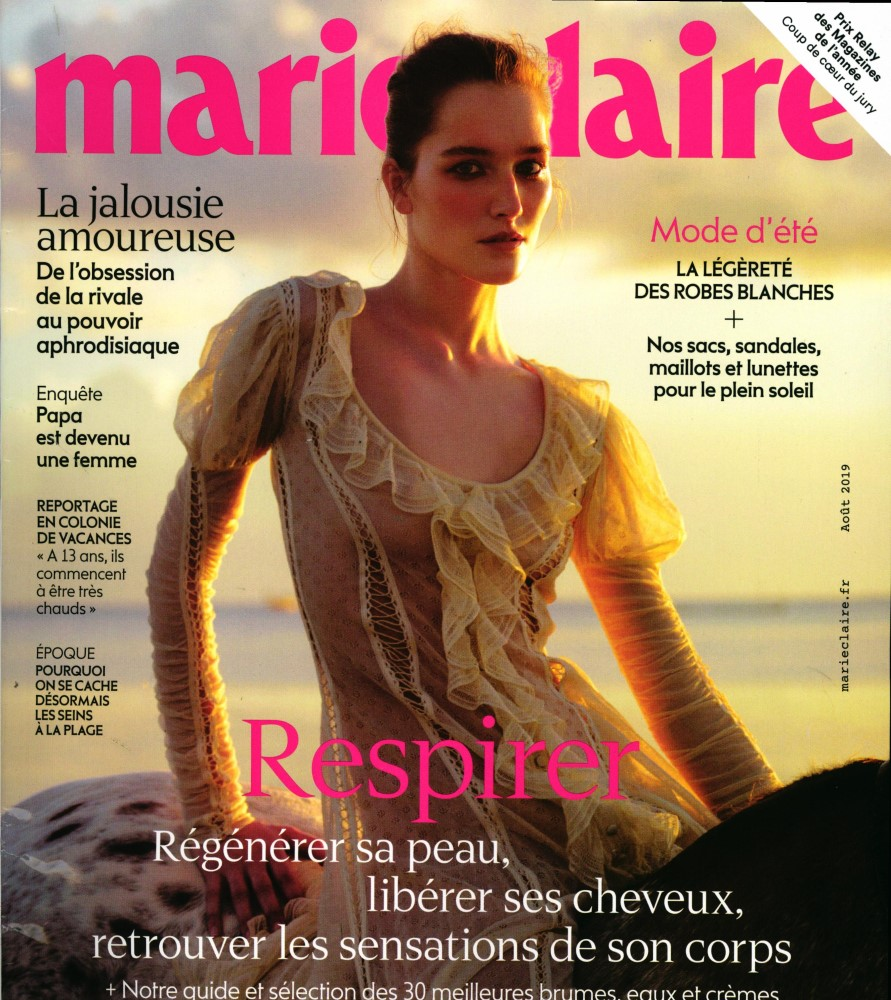Marie Claire N° 804 Juillet 2019