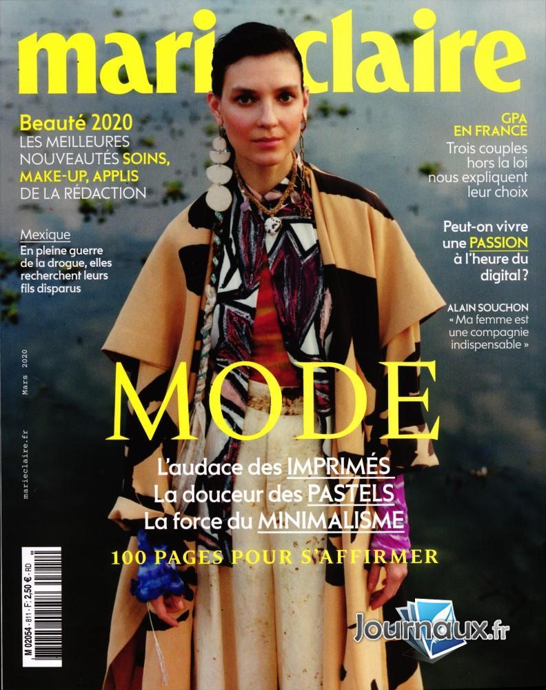 Marie Claire N° 811 Février 2020