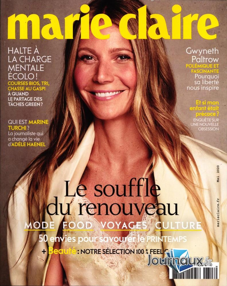 Marie Claire N° 813 Avril 2020
