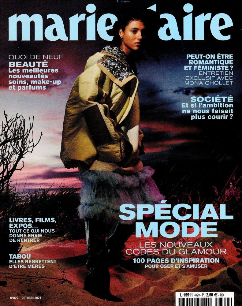 Marie Claire N° 829 Septembre 2021