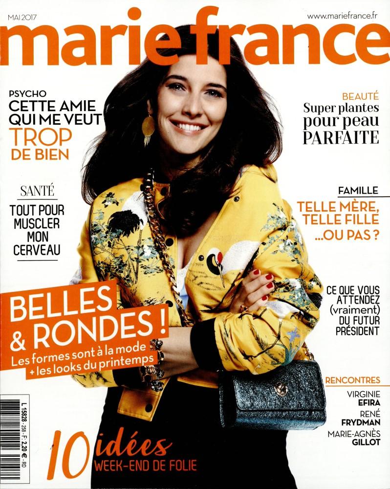 marie france n 258 abonnement marie france abonnement magazine par. Black Bedroom Furniture Sets. Home Design Ideas