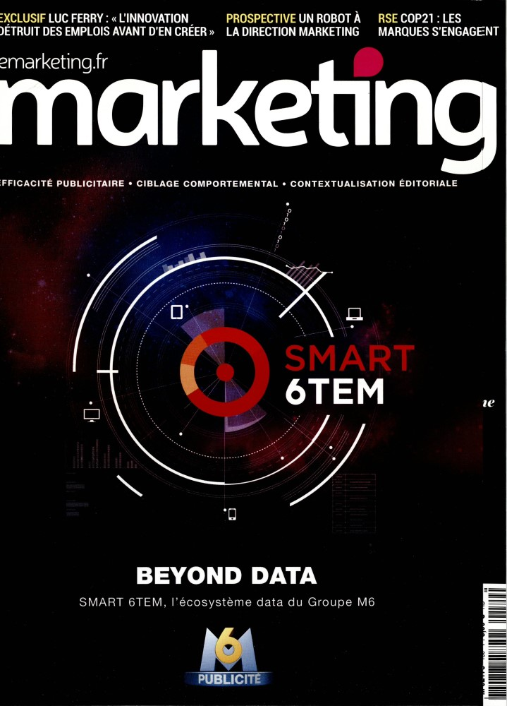 Marketing N° 218 Octobre 2019