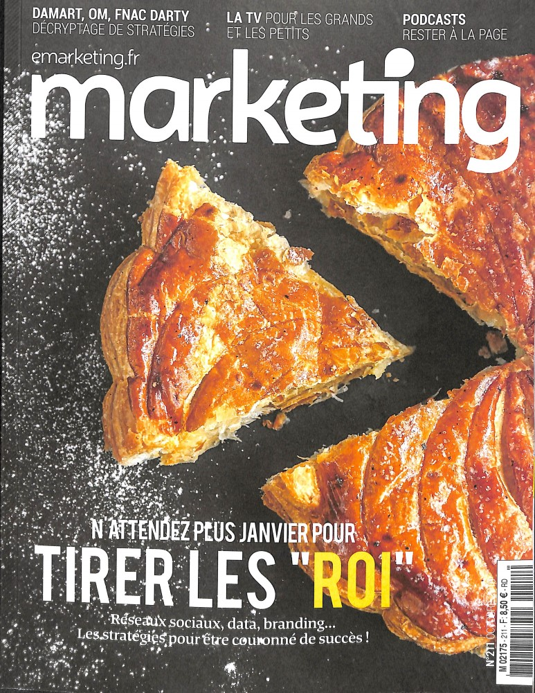 Marketing N° 218 Octobre 2019