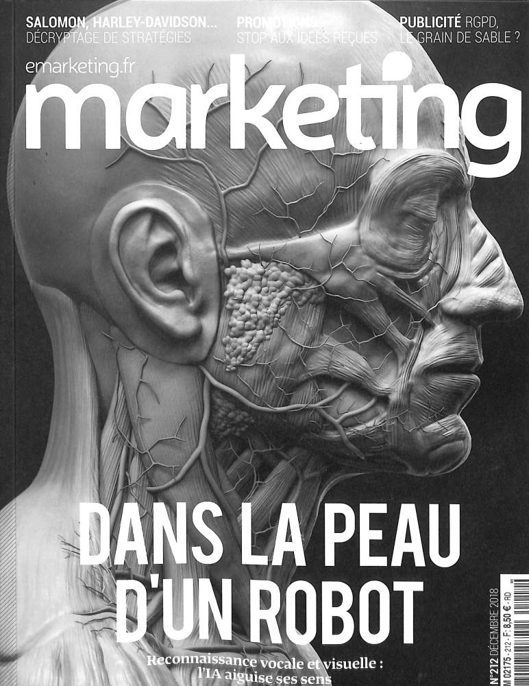 Marketing N° 212 Décembre 2018