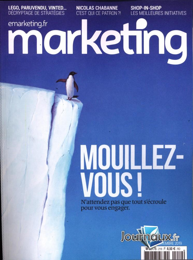 Marketing N° 219 Novembre 2019