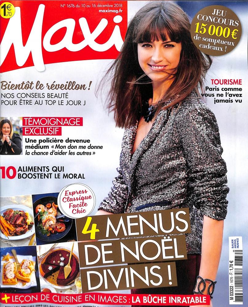 Maxi N° 1676 December 2018