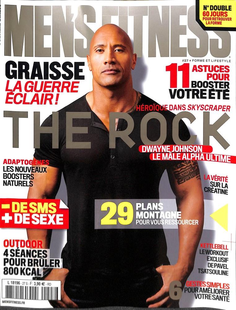 Men's fitness N° 37 Juillet 2019