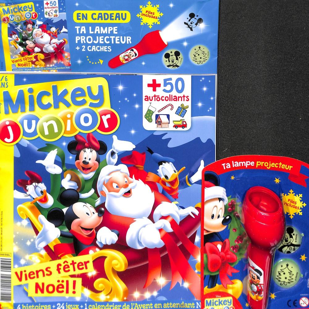 Mickey junior N° 399 December 2018