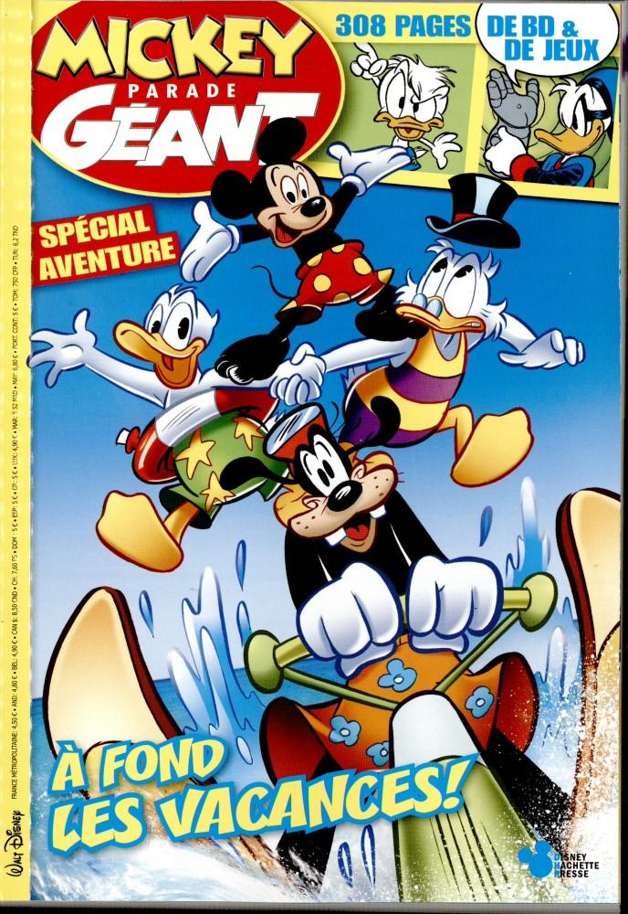 Mickey Parade Géant N° 374 Janvier 2020