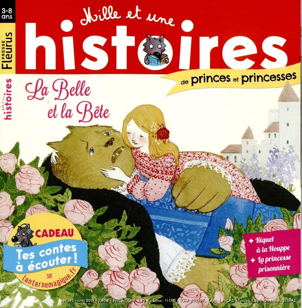 Mille et une Histoires N° 193 Février 2017