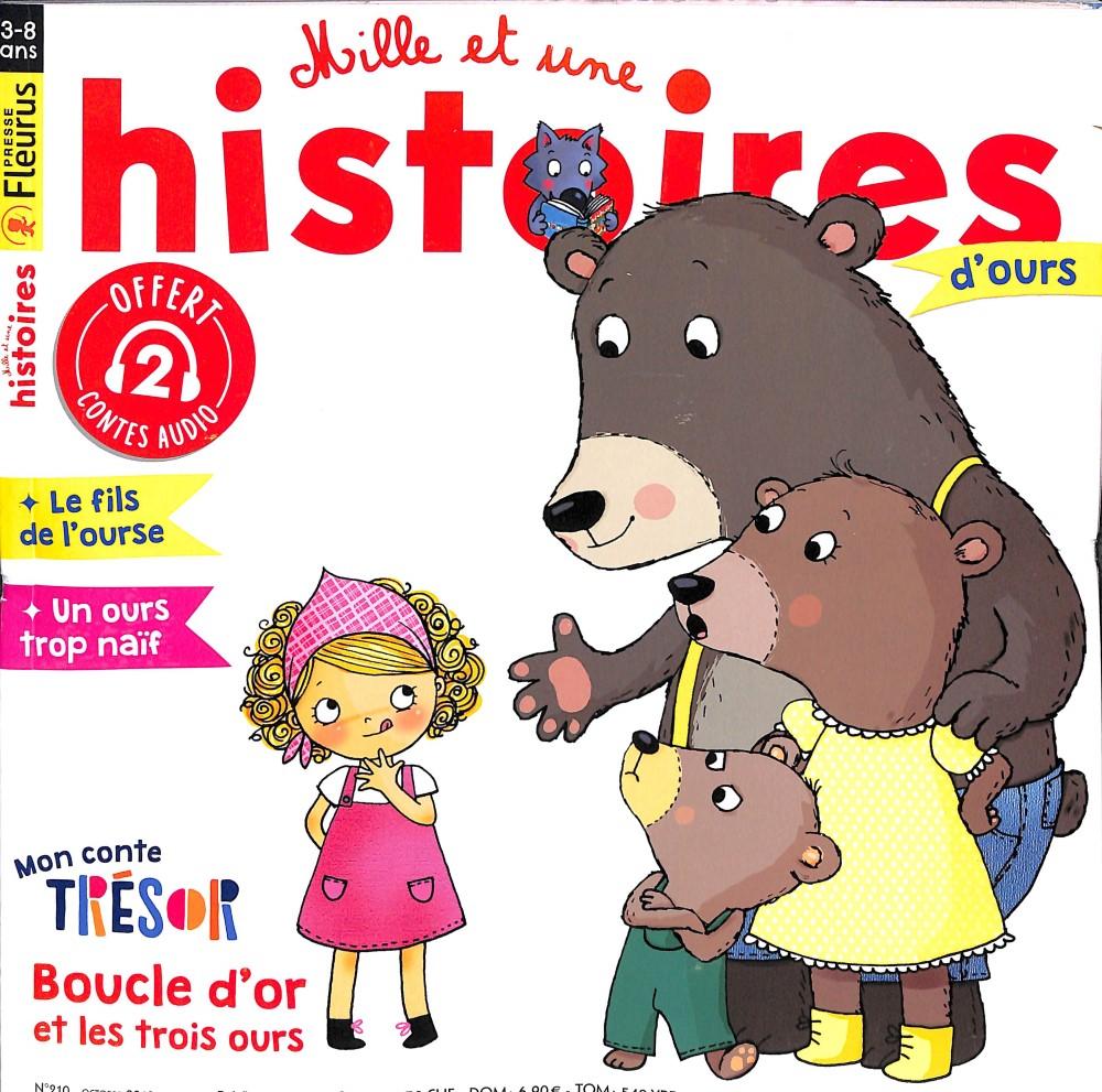 Mille et une Histoires N° 210 September 2018