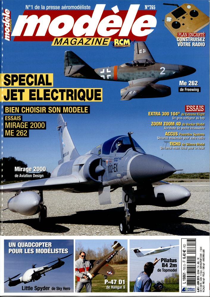 Modèle Magazine N° 816 Août 2019