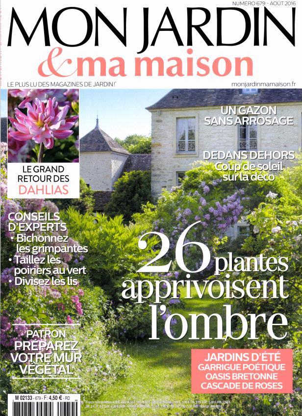 abonnement mon jardin et ma maison abonnement magazine par. Black Bedroom Furniture Sets. Home Design Ideas