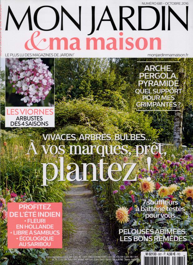 abonnement mon jardin et ma maison abonnement magazine. Black Bedroom Furniture Sets. Home Design Ideas