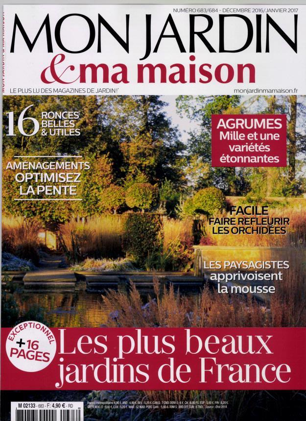 mon jardin et ma maison n 683 abonnement mon jardin et ma maison abonnement magazine par. Black Bedroom Furniture Sets. Home Design Ideas
