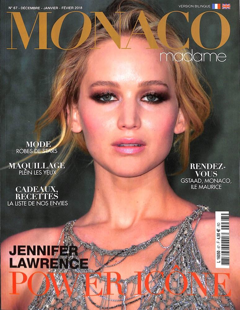 Monaco madame N° 67 Décembre 2017