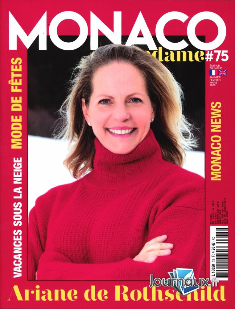 Monaco madame N° 75 Décembre 2019