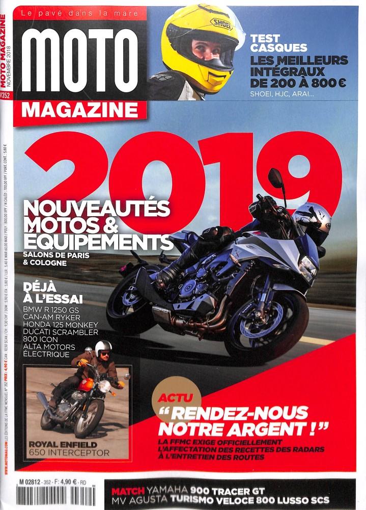 abonnement moto magazine abonnement magazine par. Black Bedroom Furniture Sets. Home Design Ideas