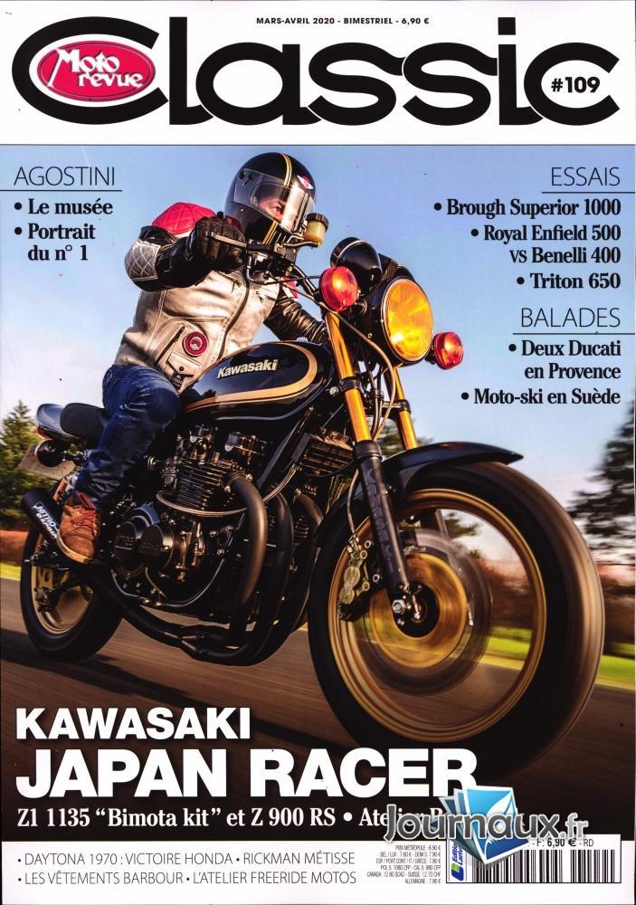 Moto Revue Classic N° 109 Février 2020