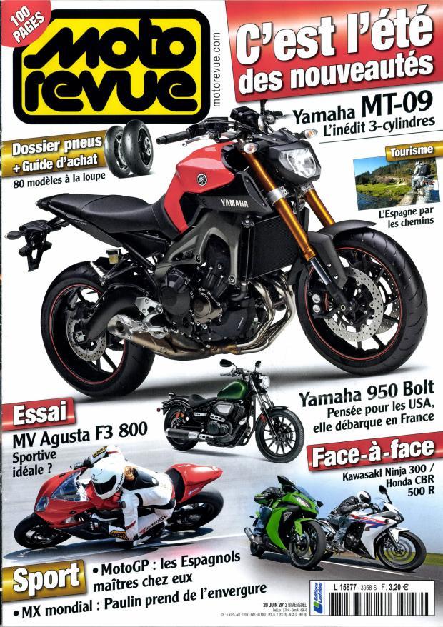 Moto Revue N° 4096 Octobre 2019