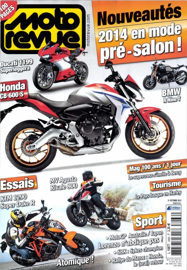 Moto Revue N° 4097 Novembre 2019