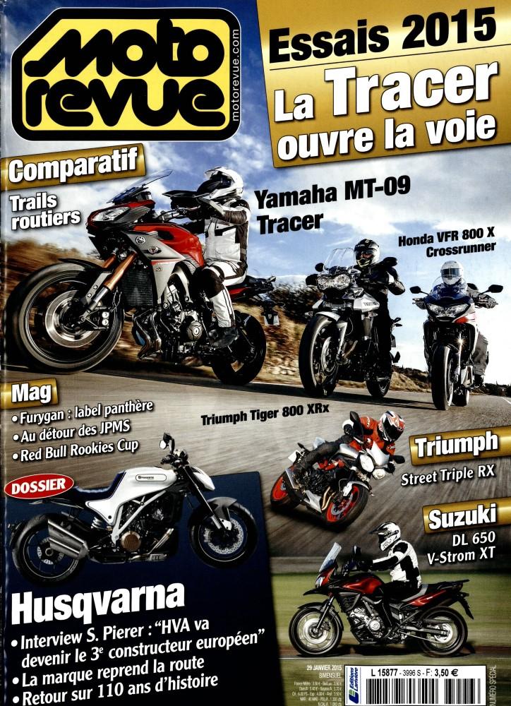 Moto Revue N° 4093 Juillet 2019