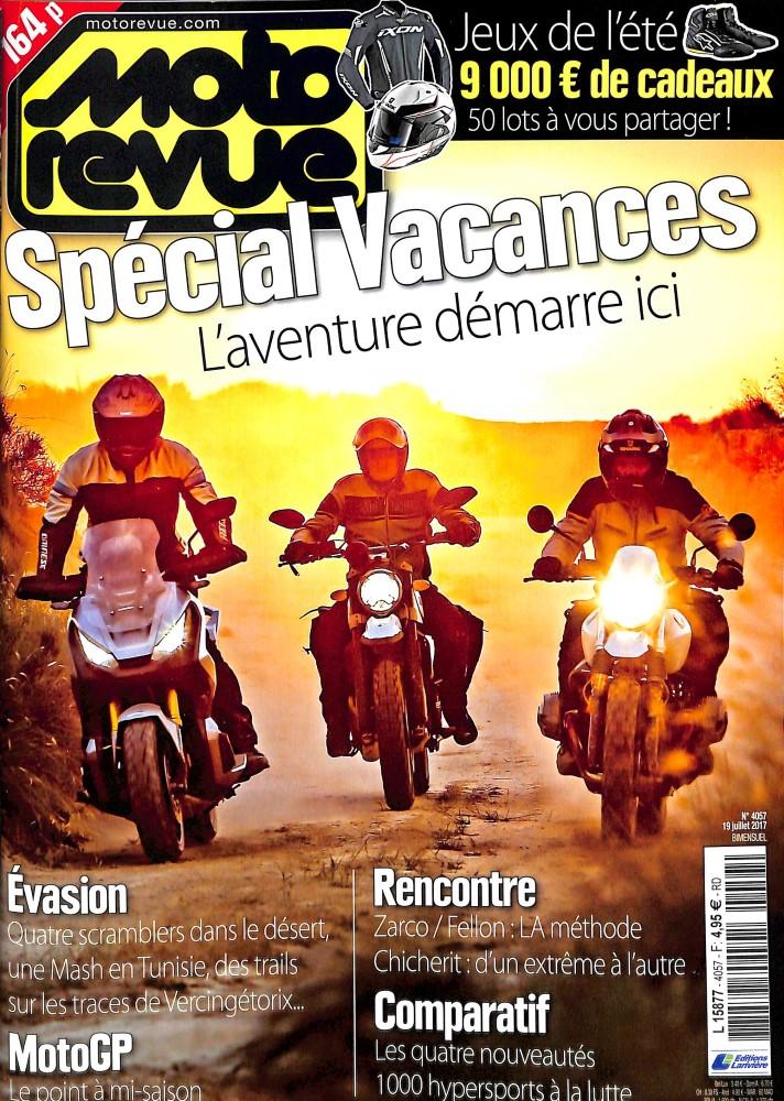 Moto Revue N° 4057 Juillet 2017
