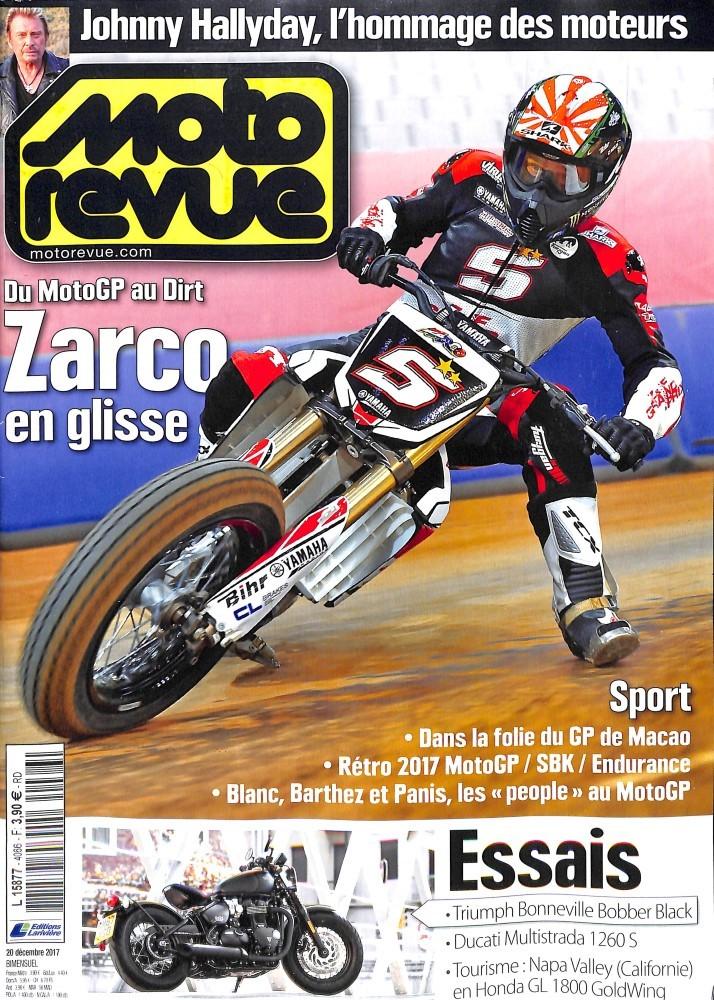 moto revue n 4066 abonnement moto revue abonnement magazine par. Black Bedroom Furniture Sets. Home Design Ideas