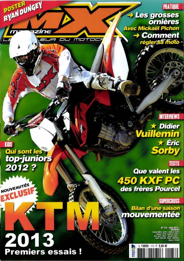 MX Magazine N° 266 Février 2020