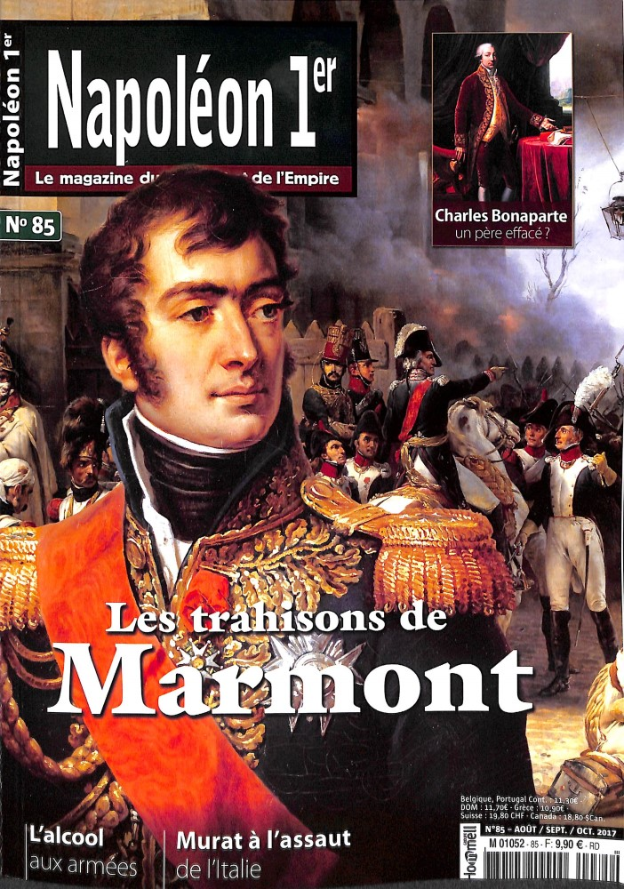 Napoléon 1er N° 85 Juillet 2017