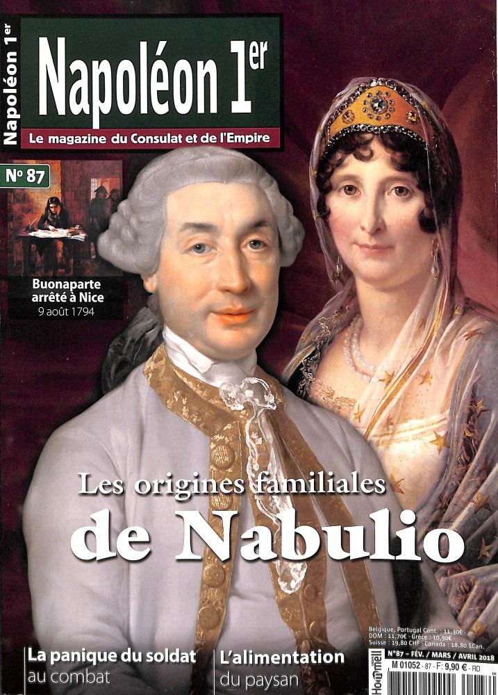 Napoléon 1er N° 87 January 2018