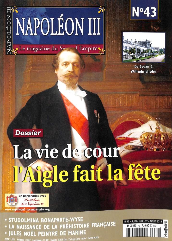 Napoléon III N° 43 May 2018