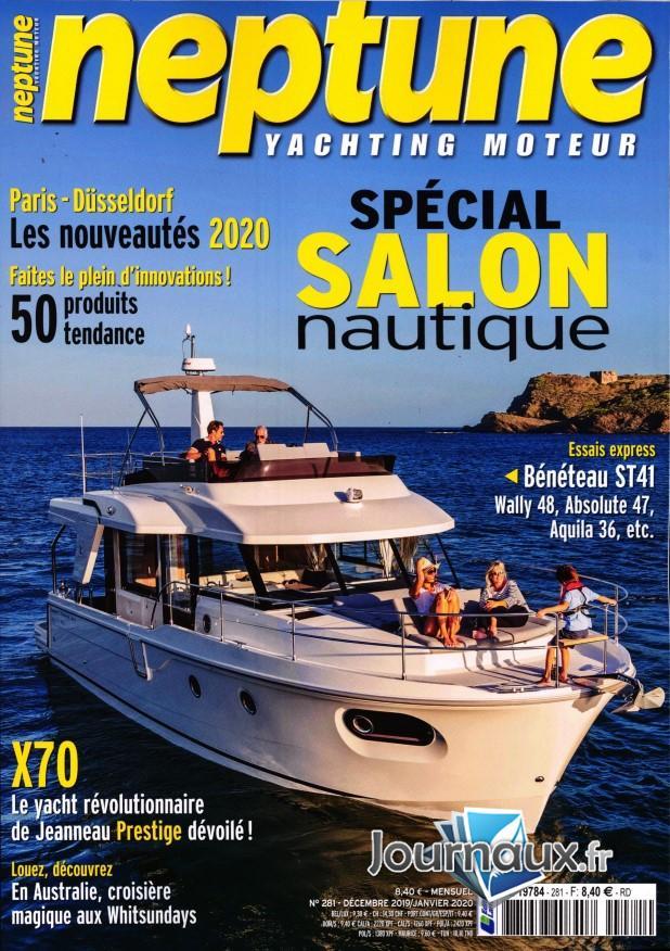 Neptune Yachting N° 281 Novembre 2019
