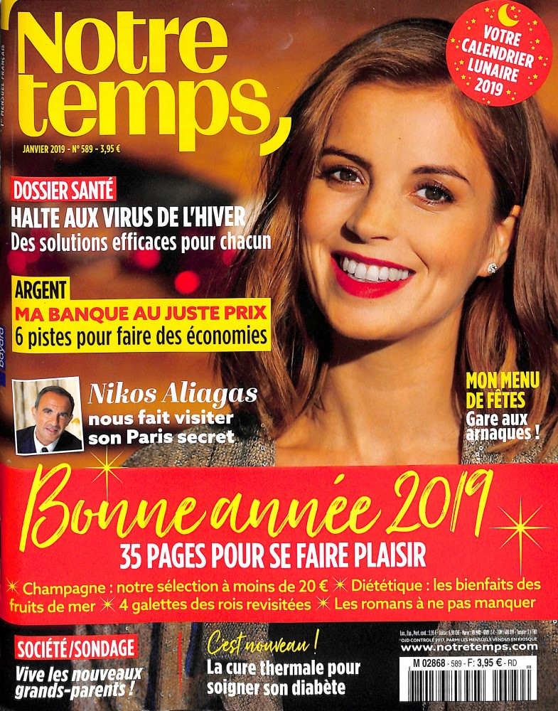 abonnement notre temps magazine journal revue par cher notre temps. Black Bedroom Furniture Sets. Home Design Ideas