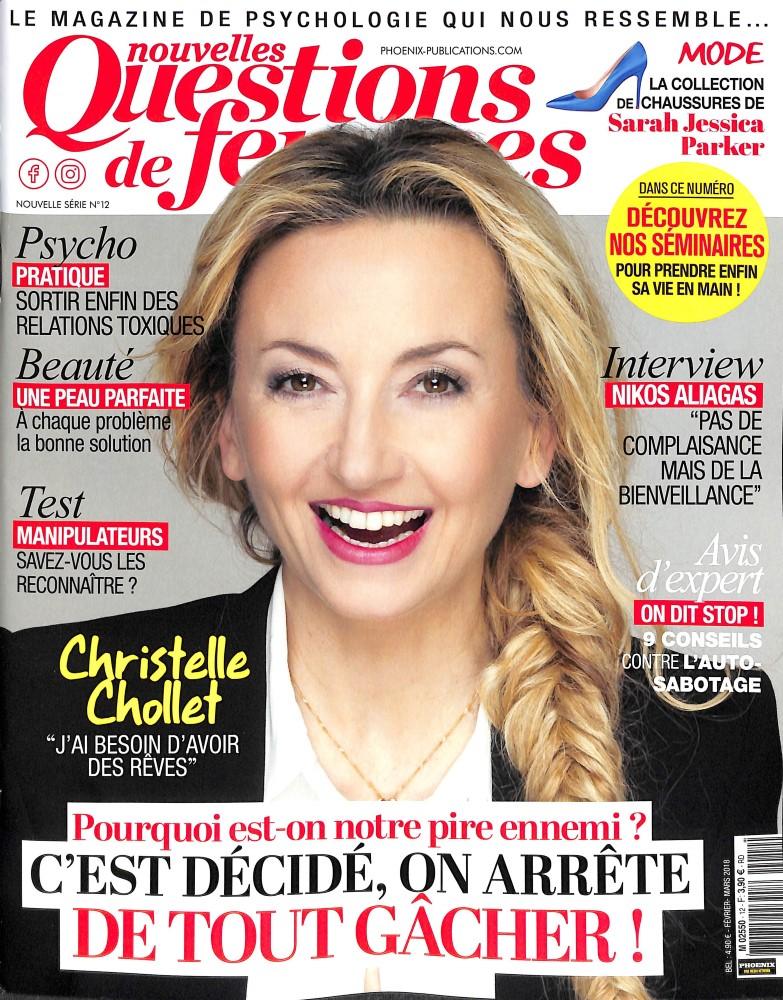 Nouvelles Questions de Femmes N° 12 February 2018