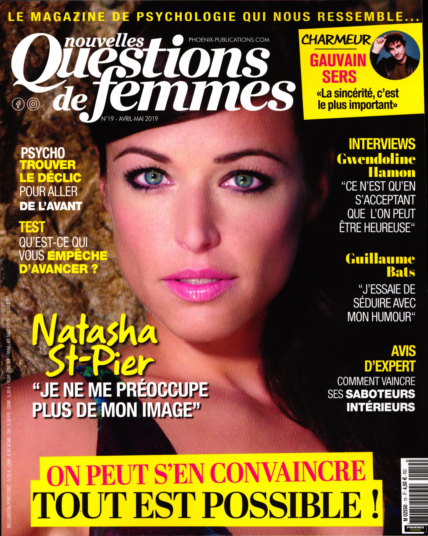 Nouvelles Questions de Femmes N° 19 Avril 2019