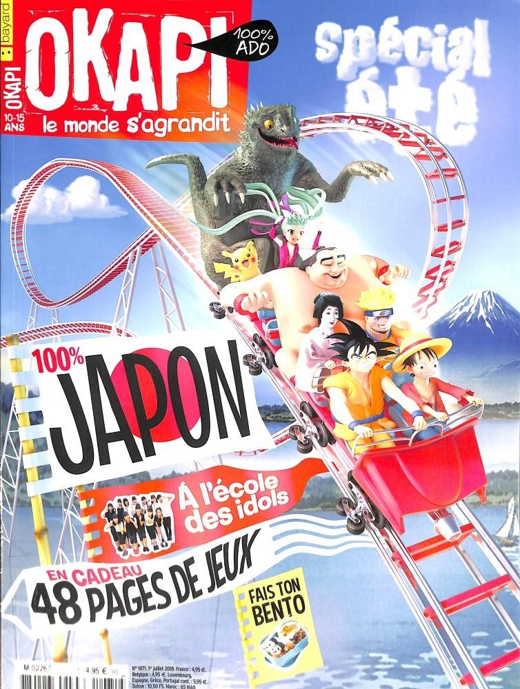 Okapi N° 1104 Janvier 2020