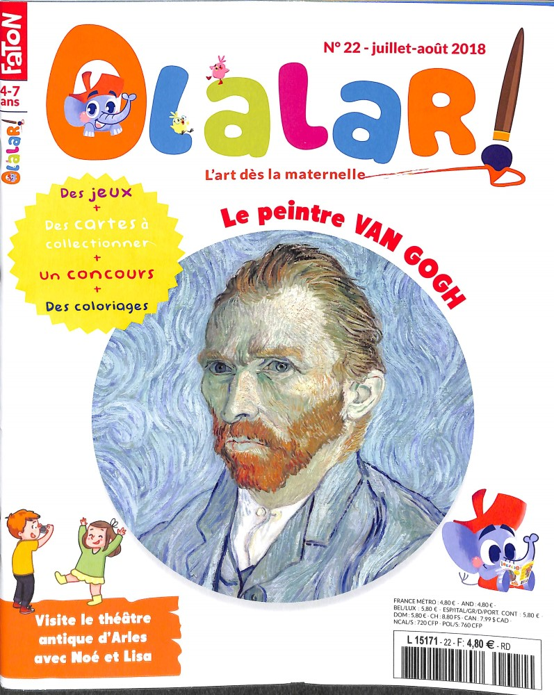 Olalar ! N° 22 July 2018