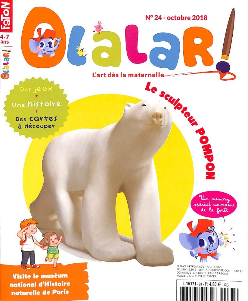 Olalar ! N° 24 October 2018