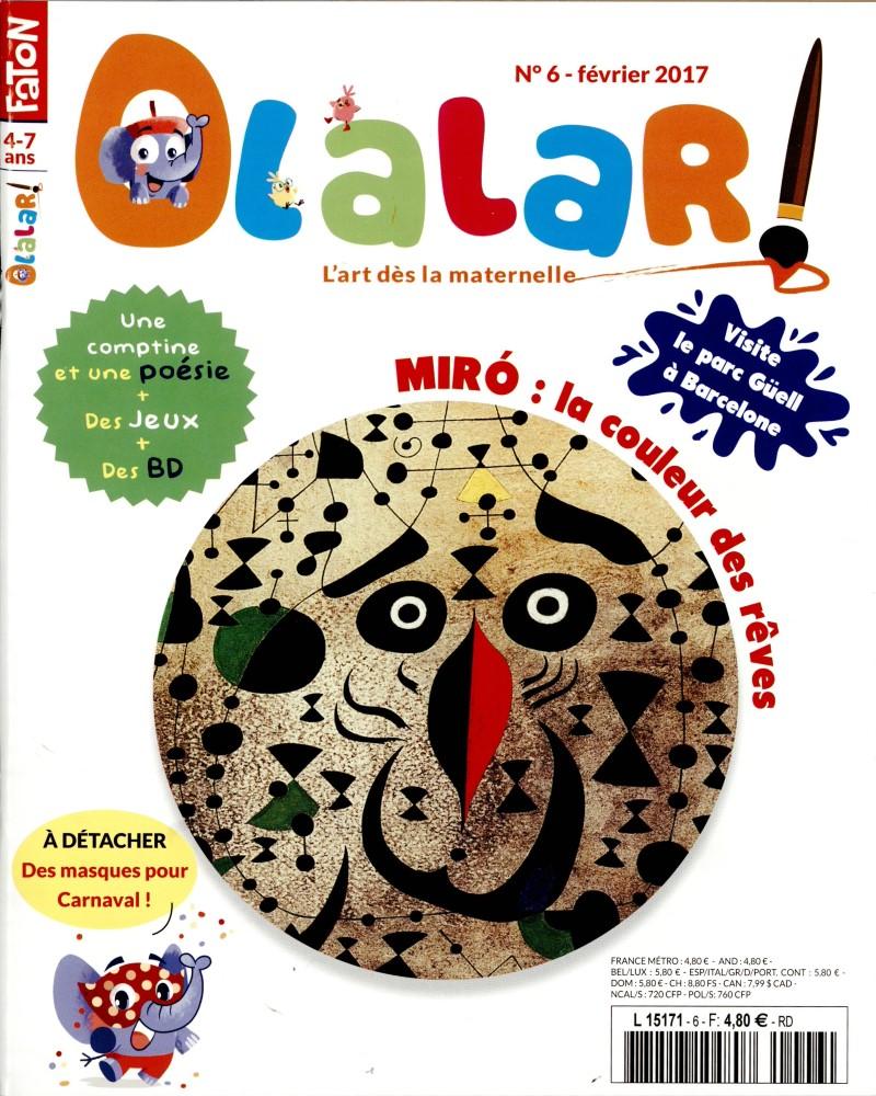 Olalar ! N° 6 Février 2017