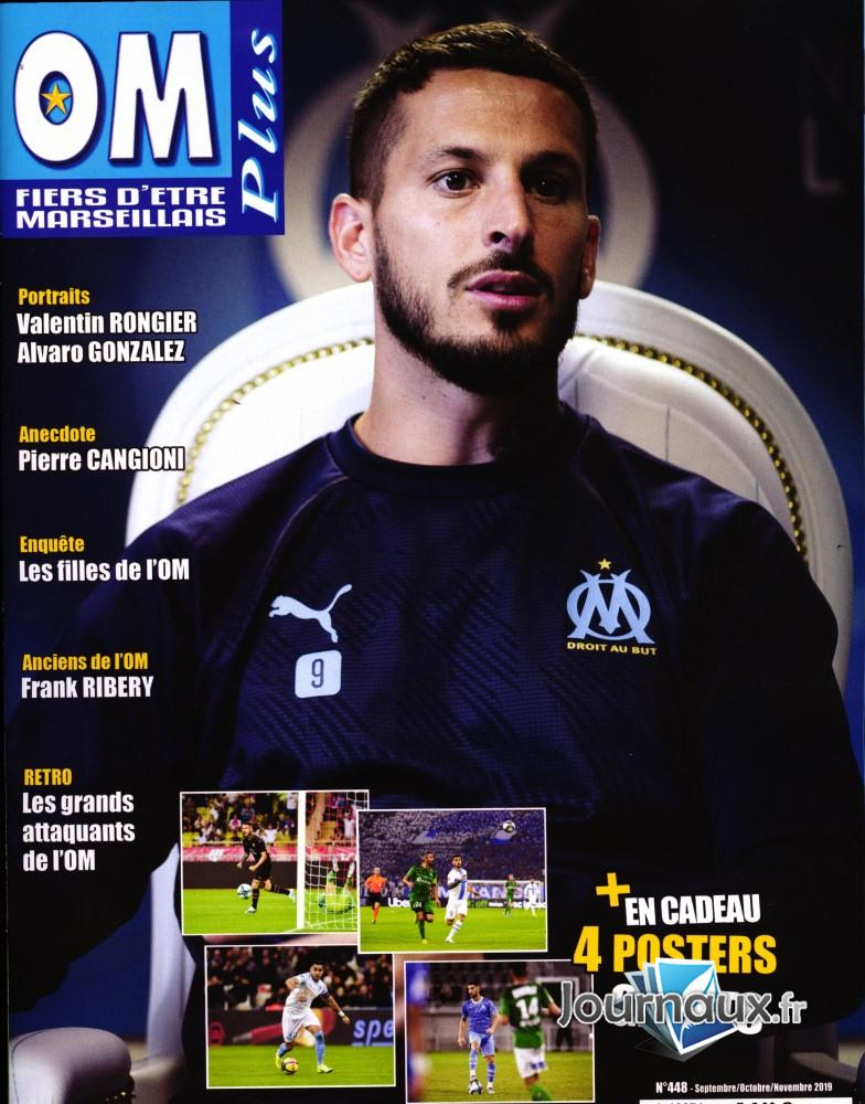OM Plus N° 448 Octobre 2019