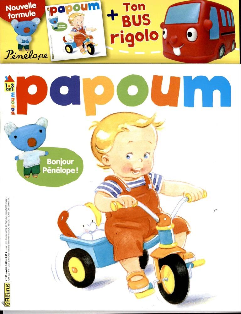 Papoum N° 193 Avril 2019