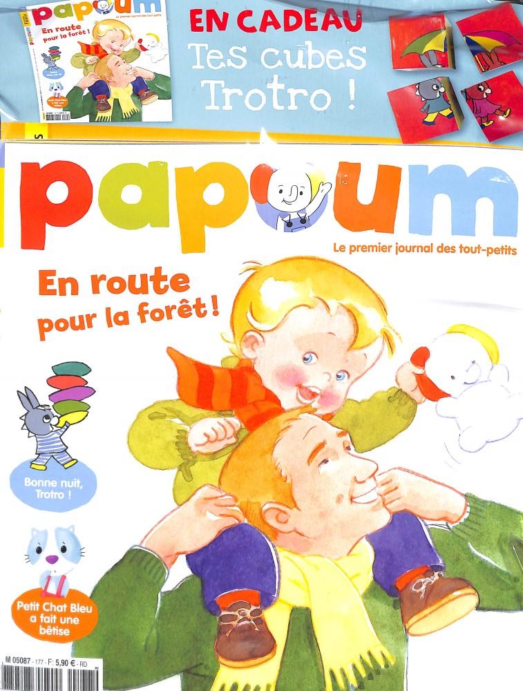 Papoum N° 177 Octobre 2017