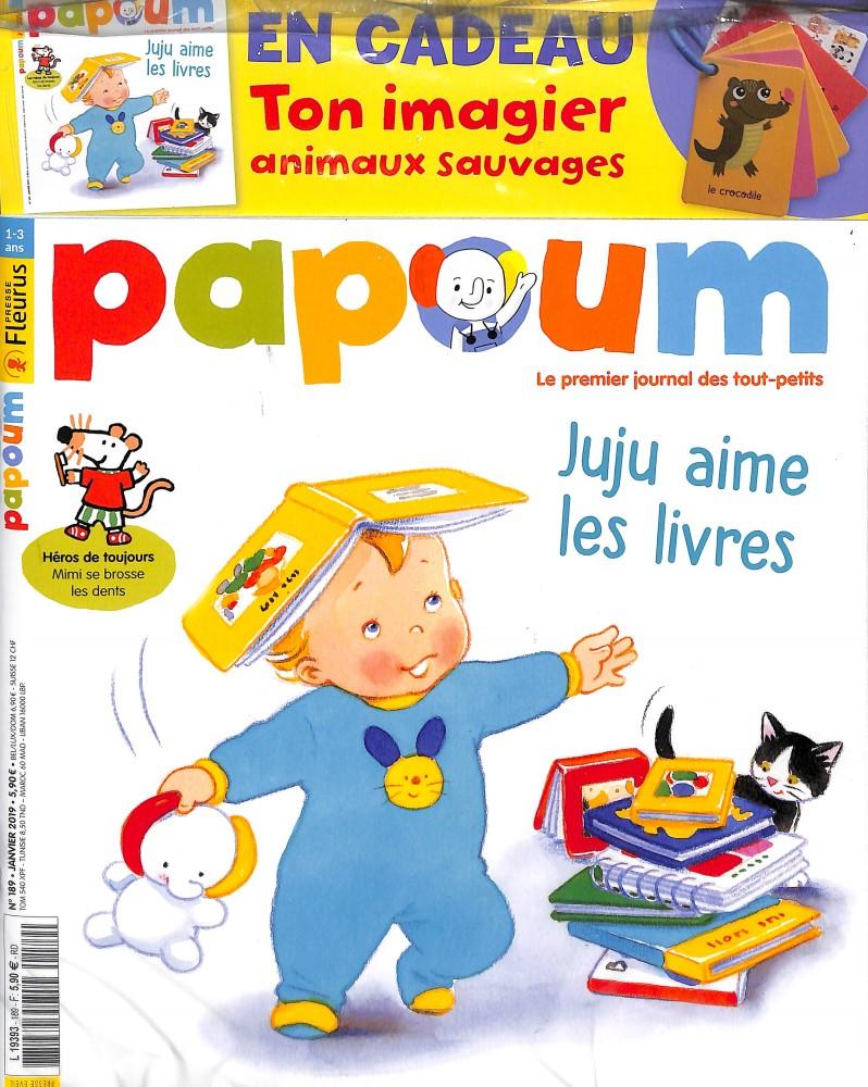 Papoum N° 189 Décembre 2018