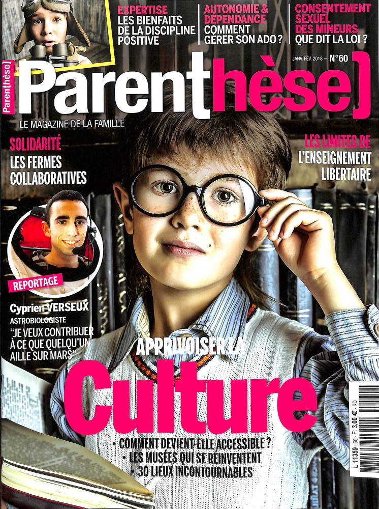 Parenthèse N° 61 February 2018