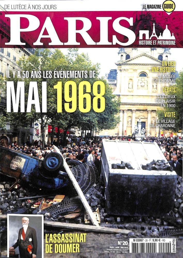 Paris, de Lutèce à nos jours N° 20 February 2018