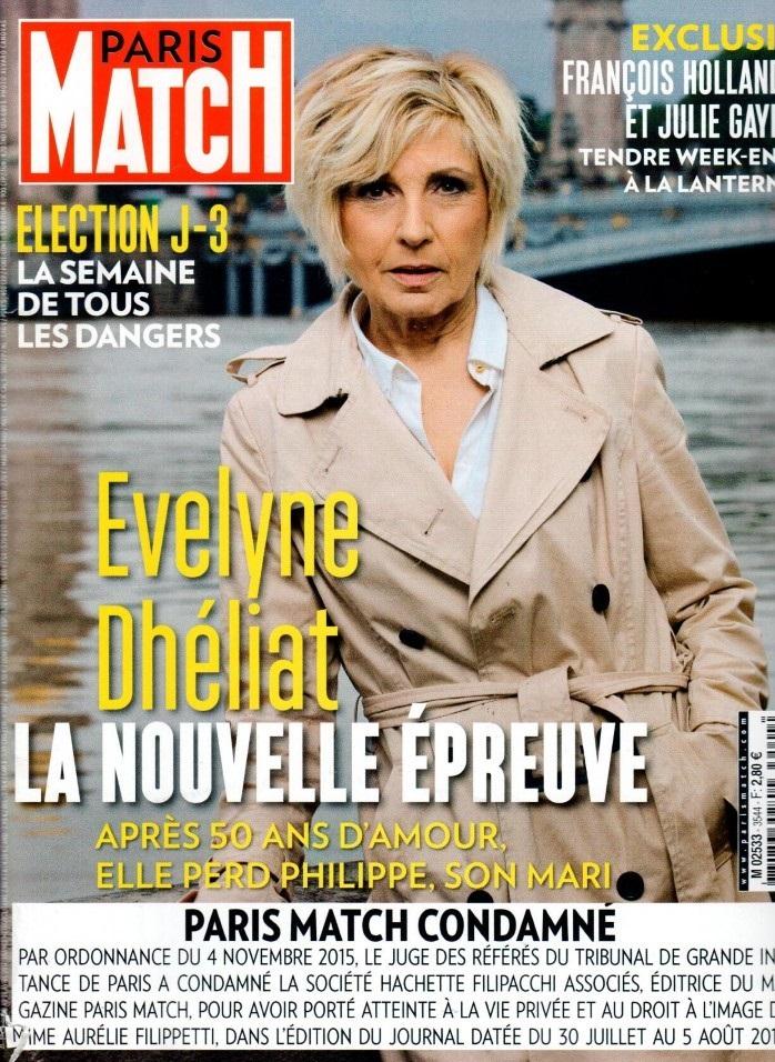 Paris Match N° 3544 Avril 2017